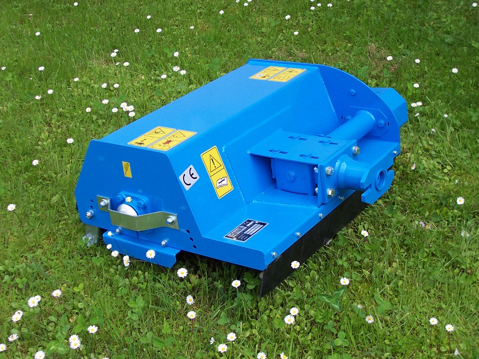 Shredder for two-wheel tractor mod. 650L