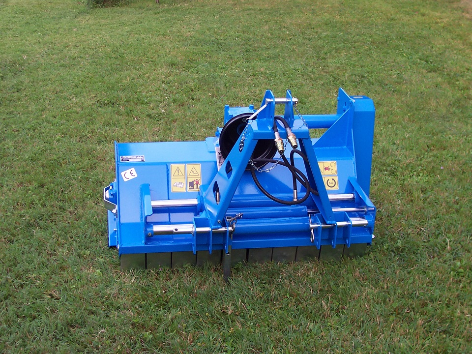 Lorenzati Shredder for tractor mod. 1000