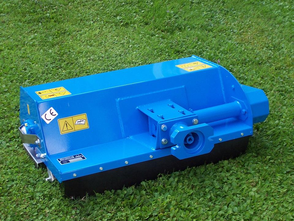 Trinciatrice per motocoltivatore dispositivo arresto for Bcs 602 con piatto taglia trincia erba